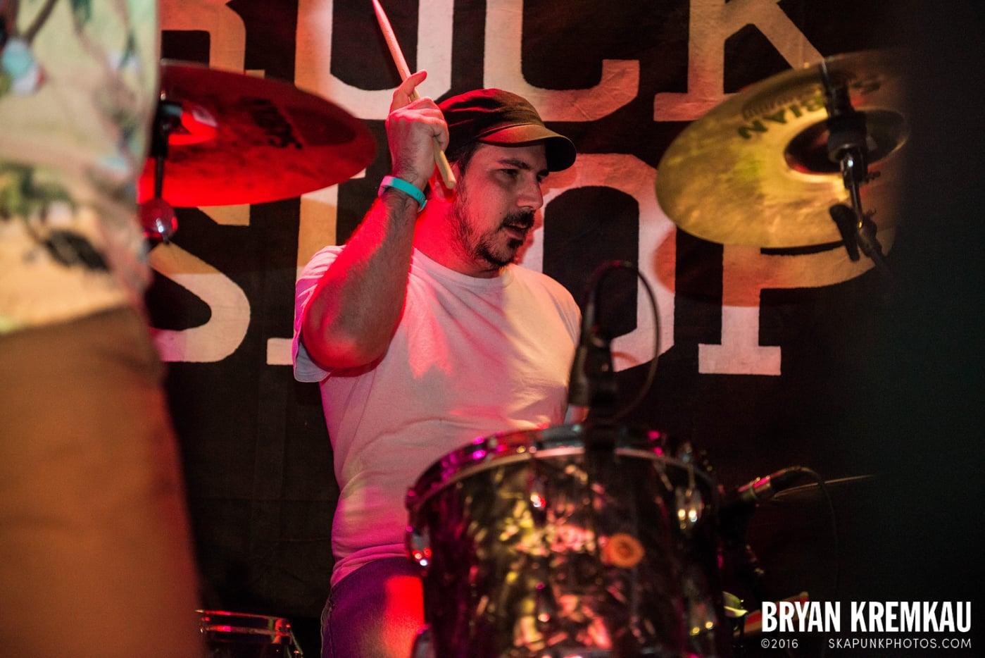 Mu330 @ The Rock Shop, Brooklyn, NY - 6.1.14 (30)