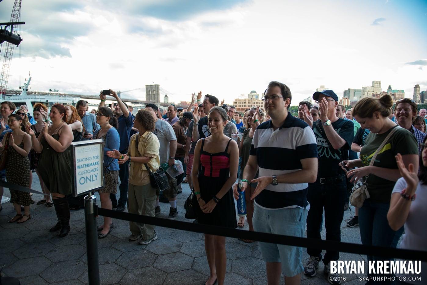Gaelic Storm @ Watermark Bar, NYC - 6.26.14 (38)