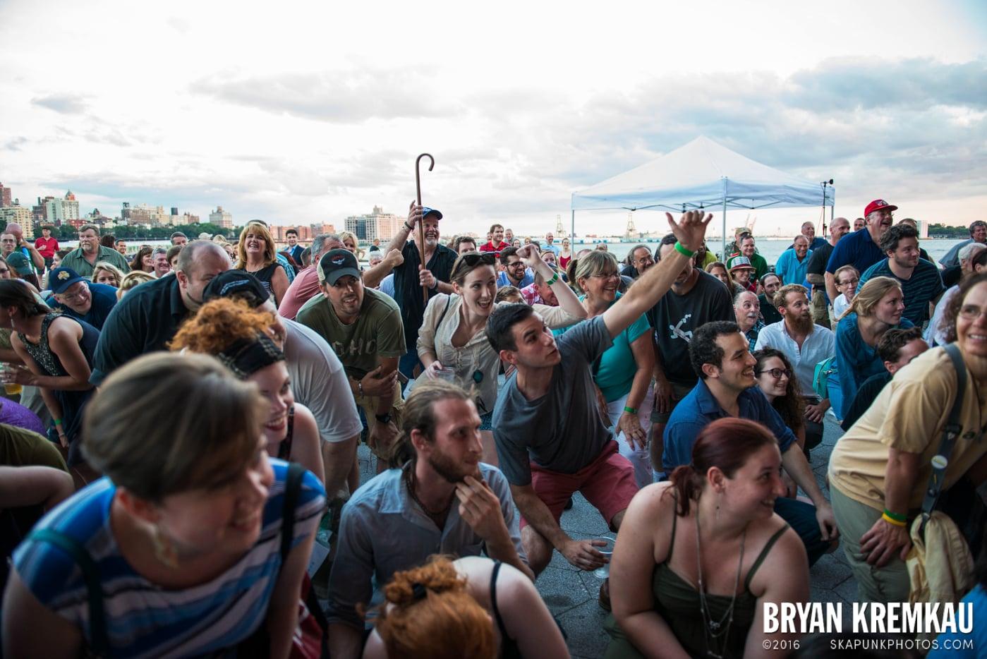Gaelic Storm @ Watermark Bar, NYC - 6.26.14 (1)