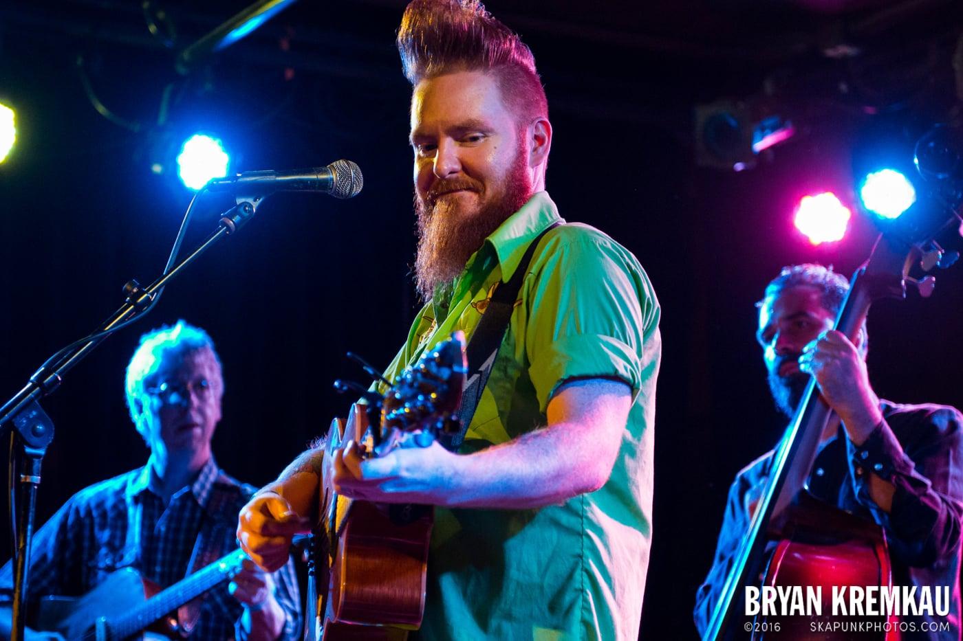 Danny Burns Band @ Knitting Factory, Brooklyn, NY - 9.10.14 (21)