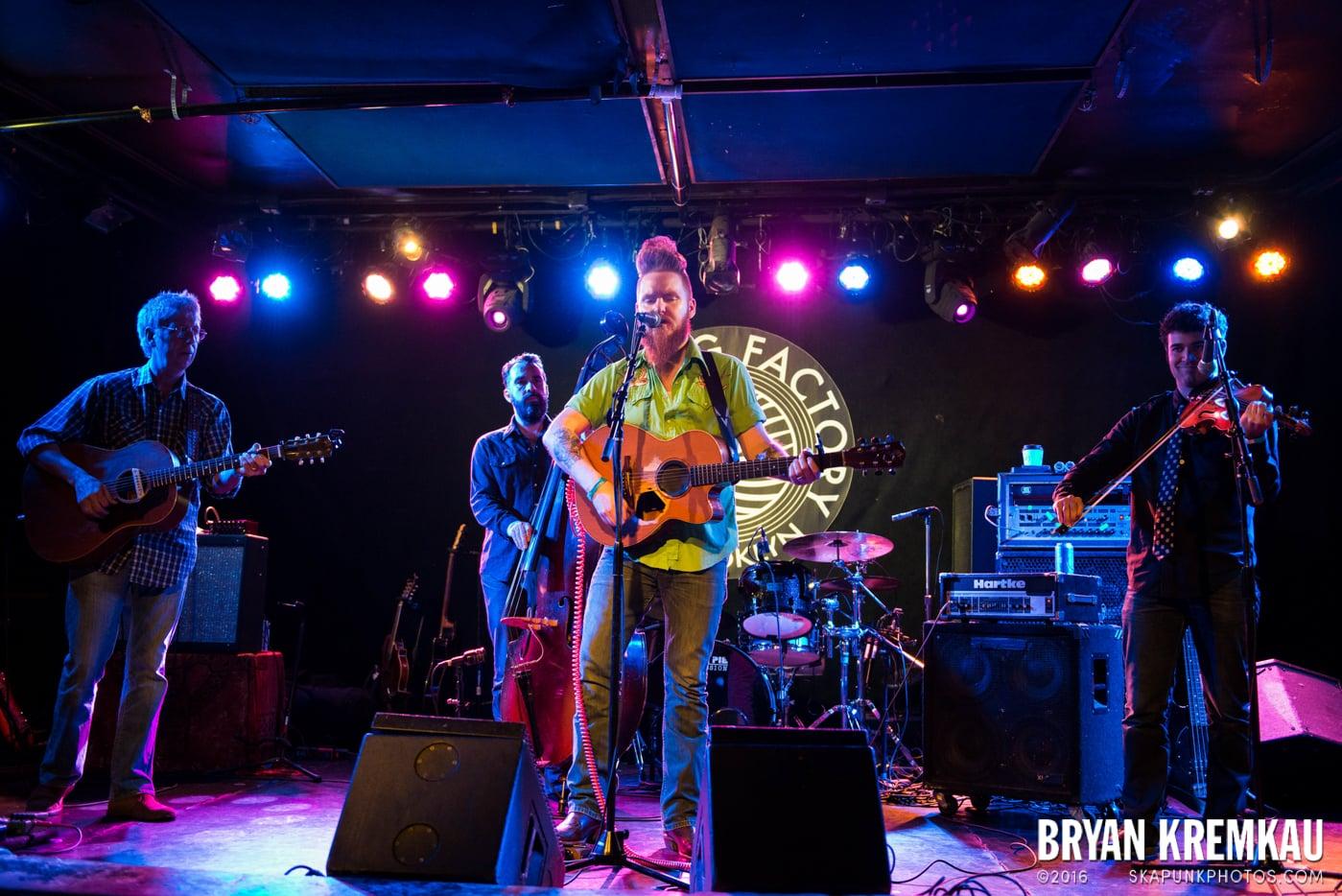 Danny Burns Band @ Knitting Factory, Brooklyn, NY - 9.10.14 (20)