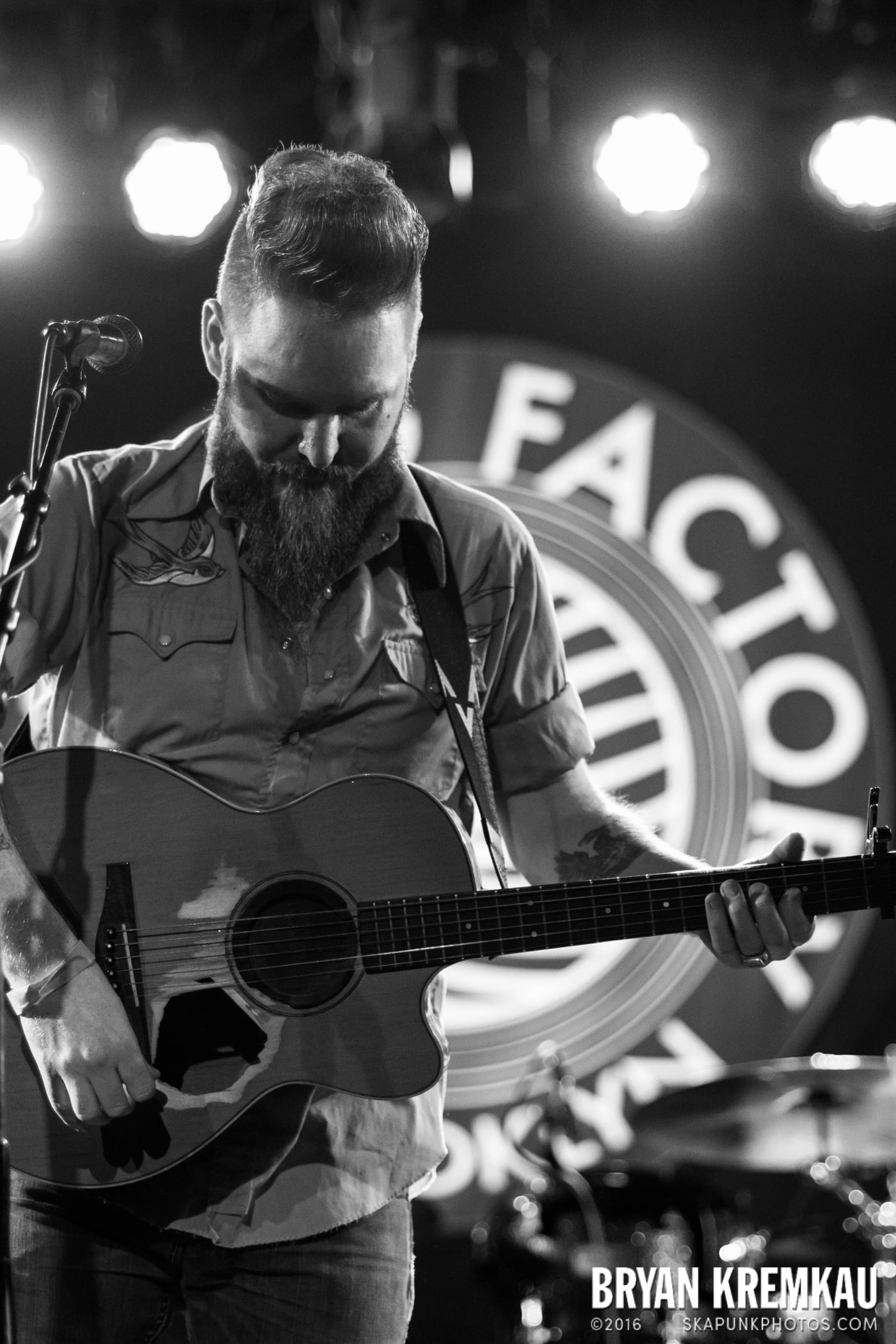 Danny Burns Band @ Knitting Factory, Brooklyn, NY - 9.10.14 (17)
