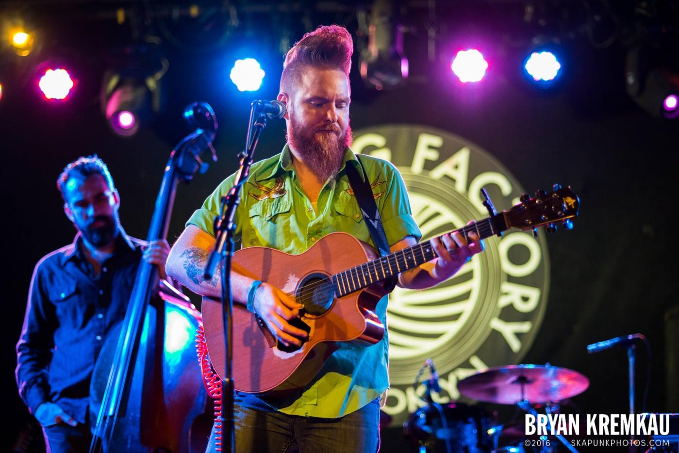 Danny Burns Band @ Knitting Factory, Brooklyn, NY - 9.10.14 (16)