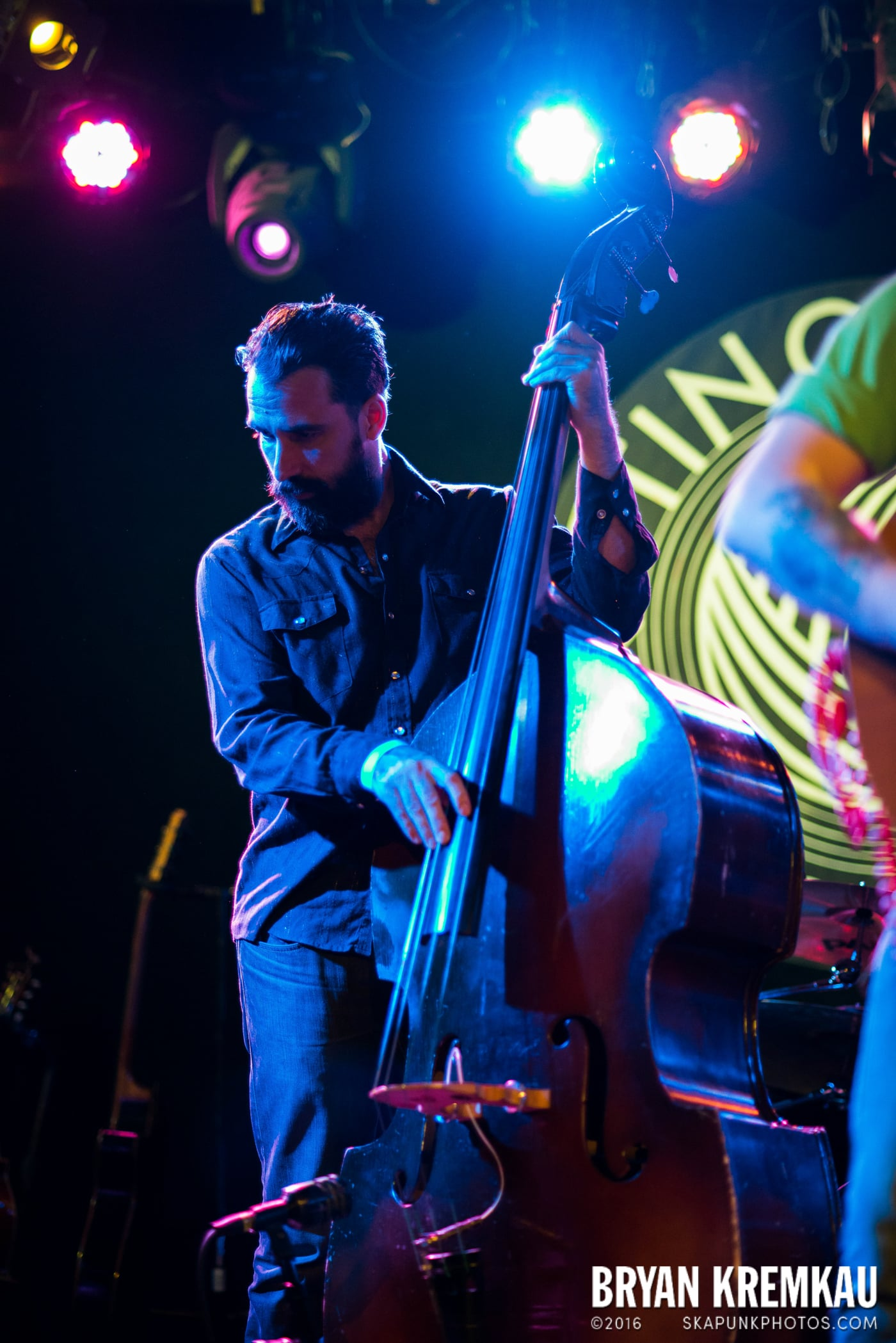 Danny Burns Band @ Knitting Factory, Brooklyn, NY - 9.10.14 (14)