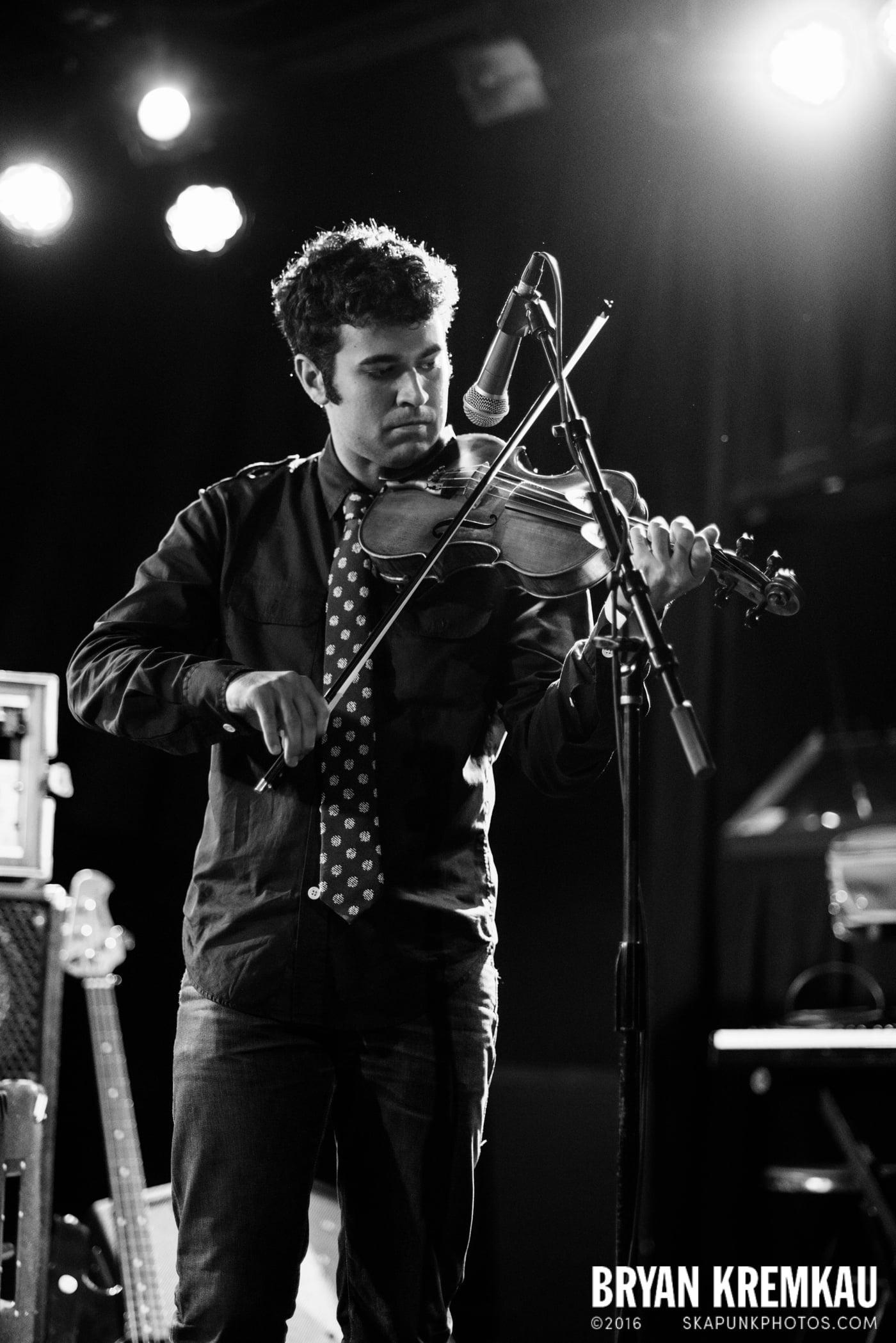 Danny Burns Band @ Knitting Factory, Brooklyn, NY - 9.10.14 (13)