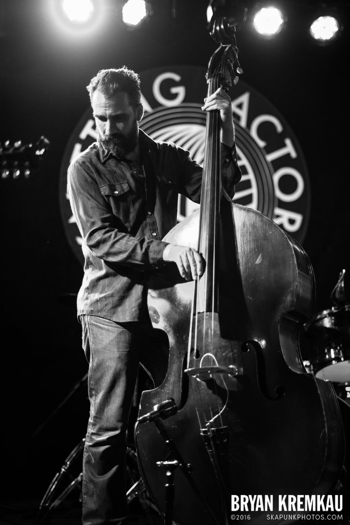 Danny Burns Band @ Knitting Factory, Brooklyn, NY - 9.10.14 (11)