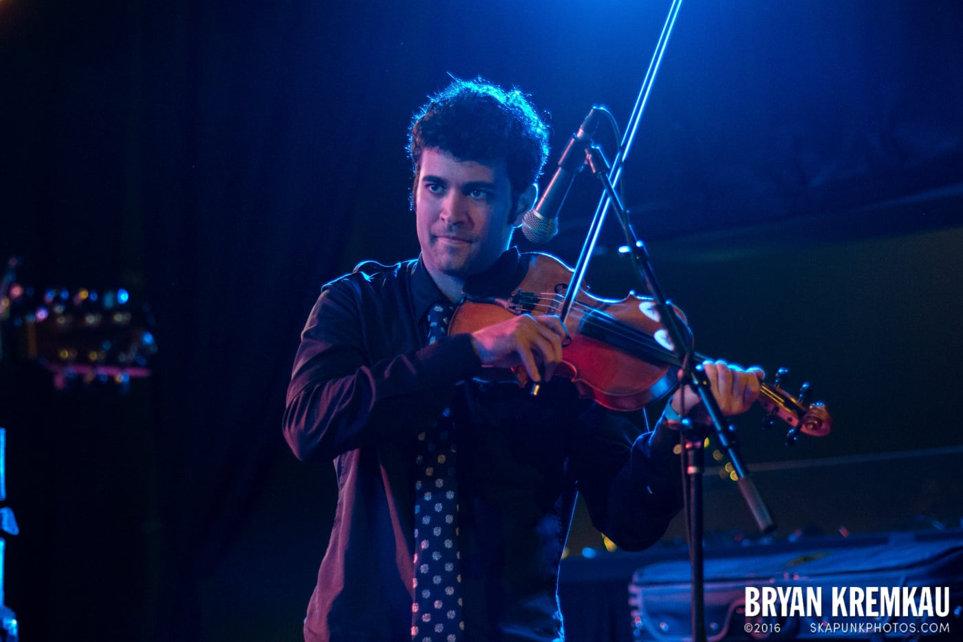 Danny Burns Band @ Knitting Factory, Brooklyn, NY - 9.10.14 (8)