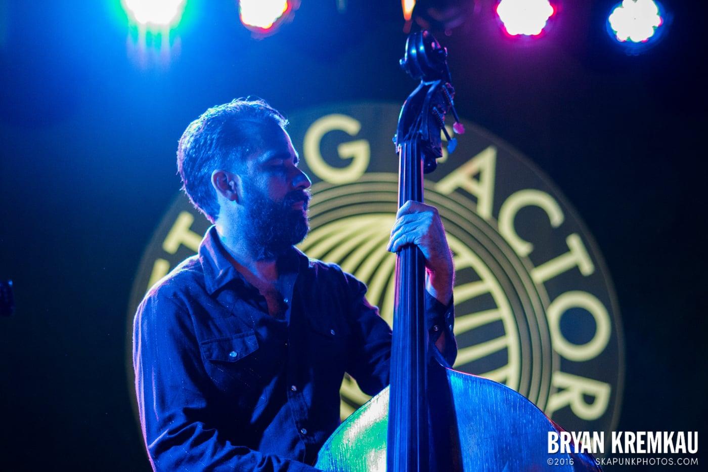 Danny Burns Band @ Knitting Factory, Brooklyn, NY - 9.10.14 (7)