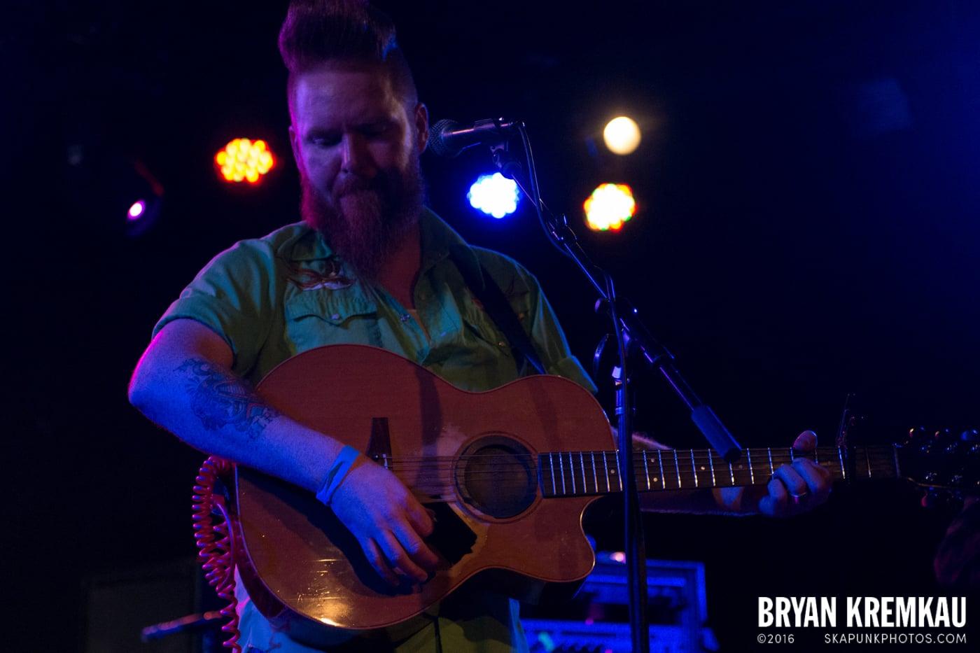 Danny Burns Band @ Knitting Factory, Brooklyn, NY - 9.10.14 (5)