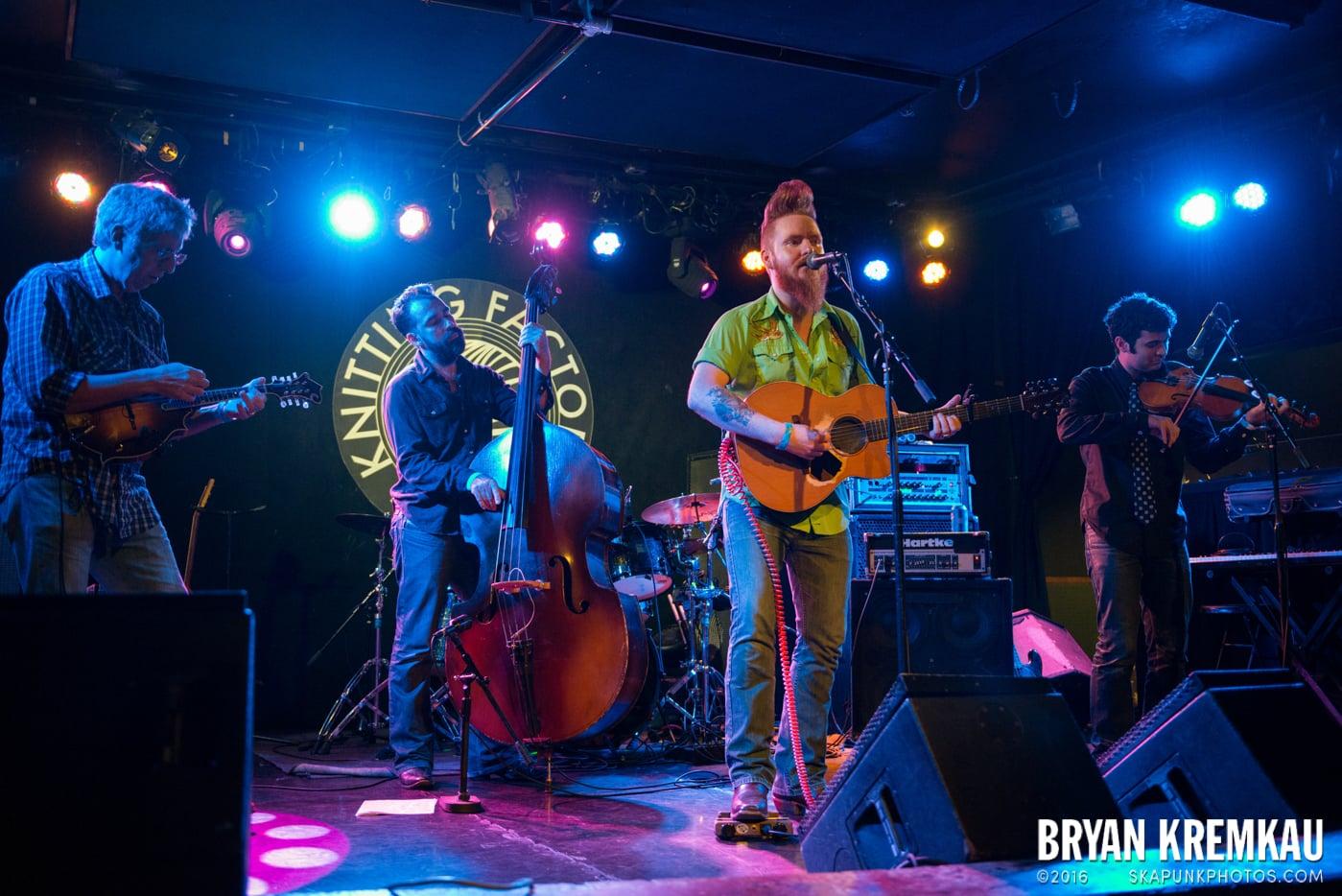 Danny Burns Band @ Knitting Factory, Brooklyn, NY - 9.10.14 (4)