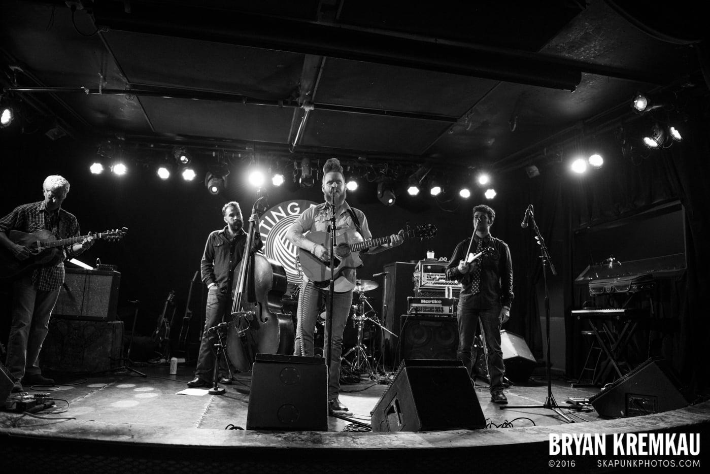 Danny Burns Band @ Knitting Factory, Brooklyn, NY - 9.10.14 (3)