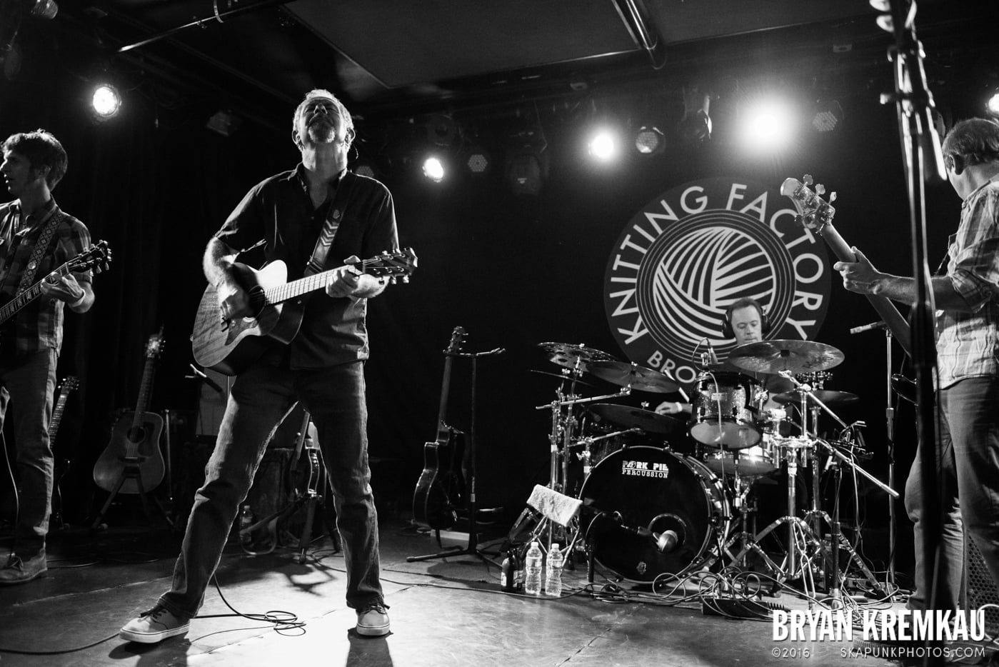 Young Dubliners @ Knitting Factory, Brooklyn, NY - 9.10.14 (39)
