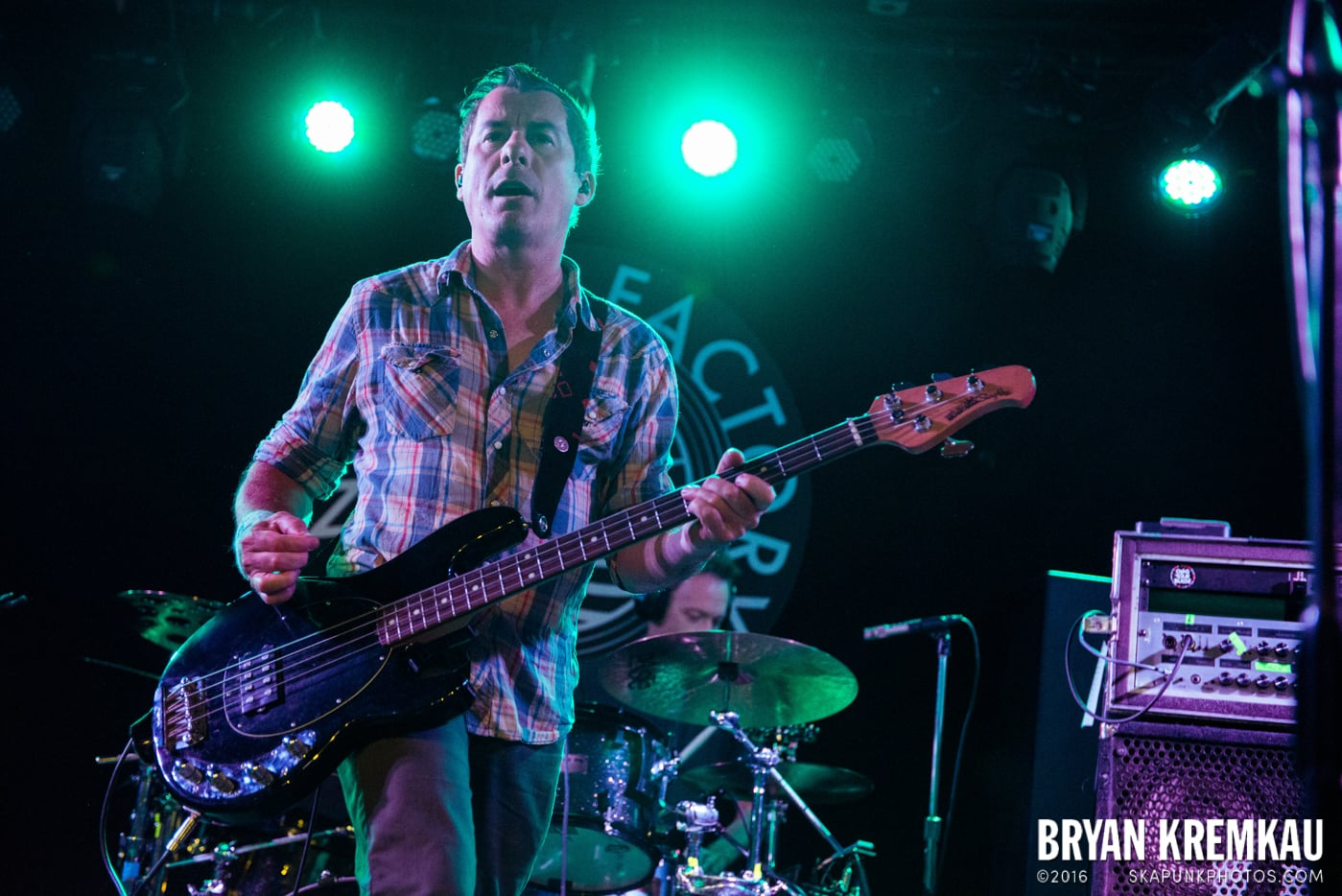 Young Dubliners @ Knitting Factory, Brooklyn, NY - 9.10.14 (36)