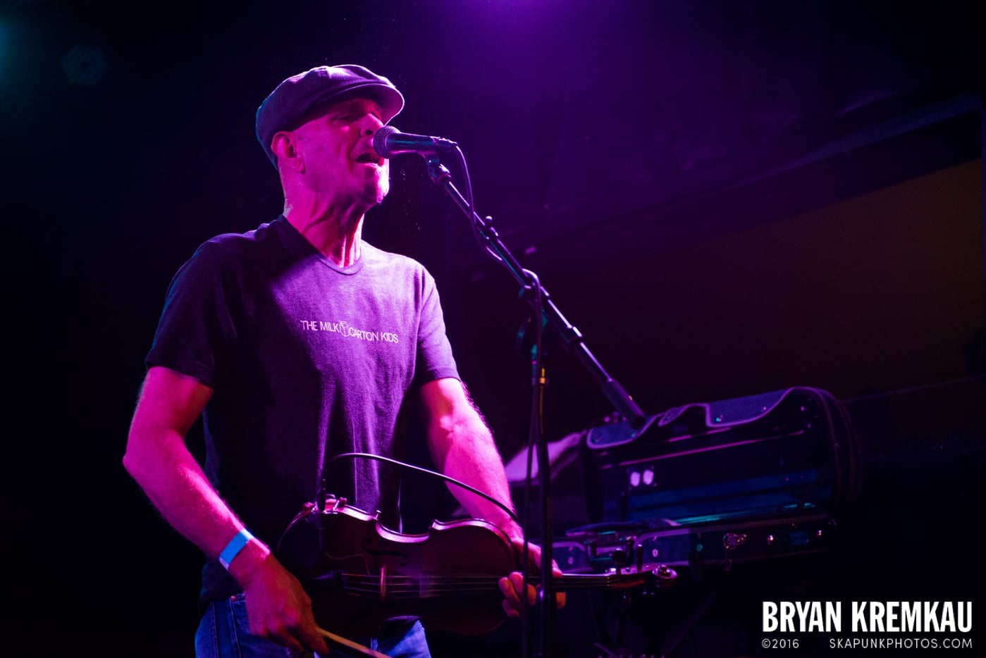 Young Dubliners @ Knitting Factory, Brooklyn, NY - 9.10.14 (34)