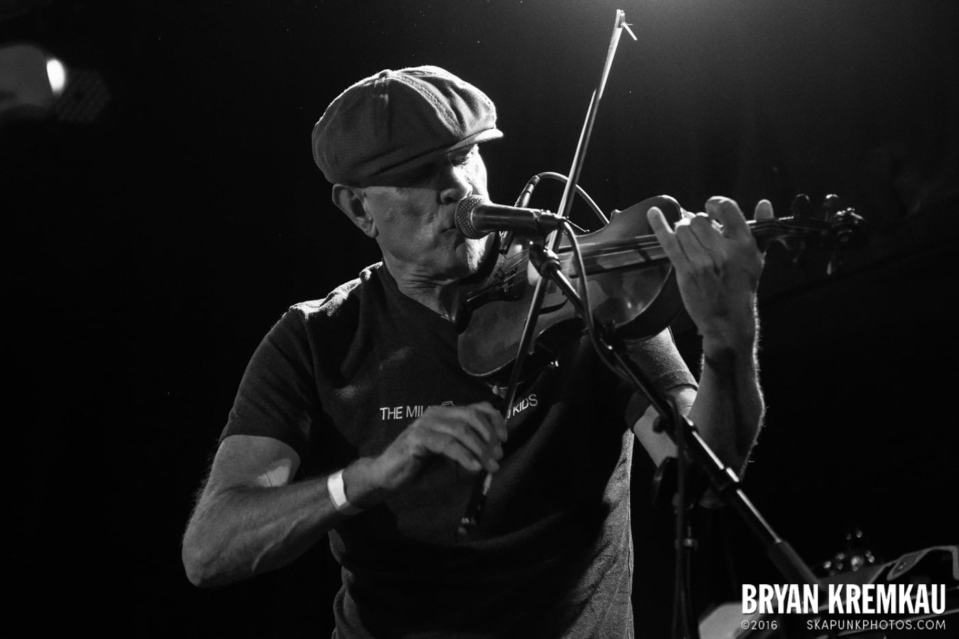 Young Dubliners @ Knitting Factory, Brooklyn, NY - 9.10.14 (31)