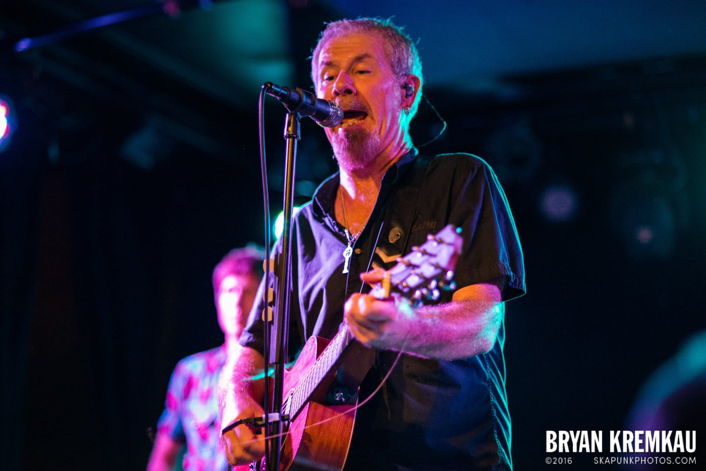 Young Dubliners @ Knitting Factory, Brooklyn, NY - 9.10.14 (20)