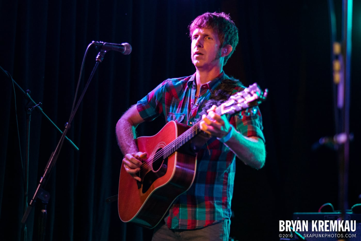 Young Dubliners @ Knitting Factory, Brooklyn, NY - 9.10.14 (19)