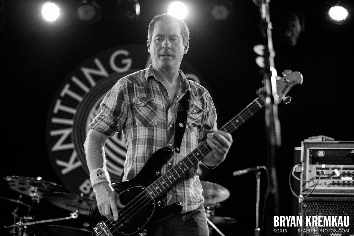 Young Dubliners @ Knitting Factory, Brooklyn, NY - 9.10.14 (18)
