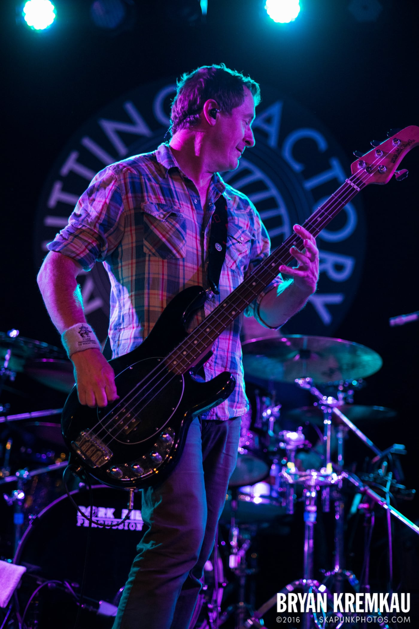 Young Dubliners @ Knitting Factory, Brooklyn, NY - 9.10.14 (15)