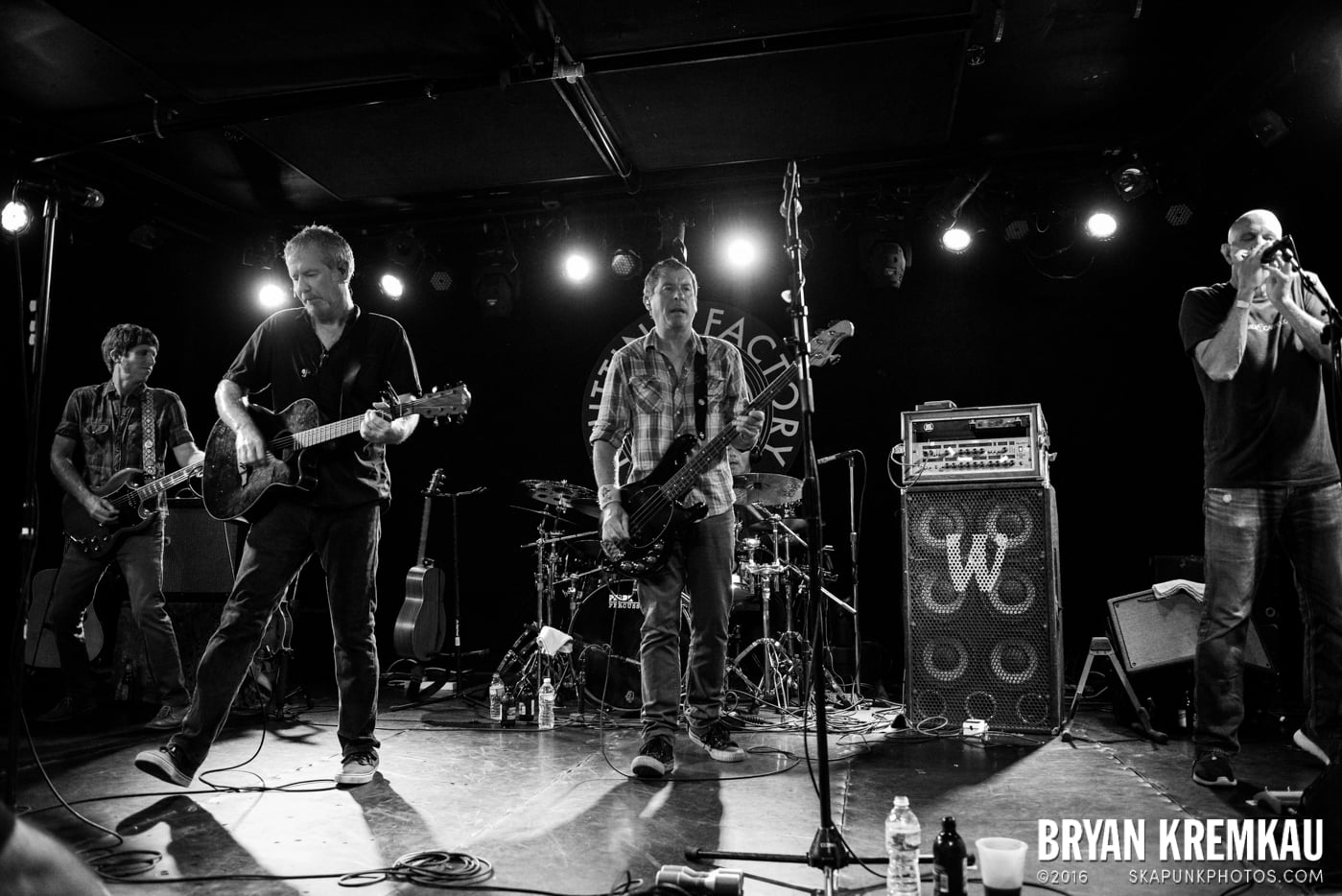 Young Dubliners @ Knitting Factory, Brooklyn, NY - 9.10.14 (12)