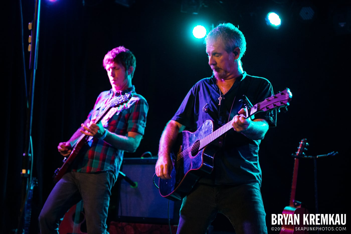 Young Dubliners @ Knitting Factory, Brooklyn, NY - 9.10.14 (11)