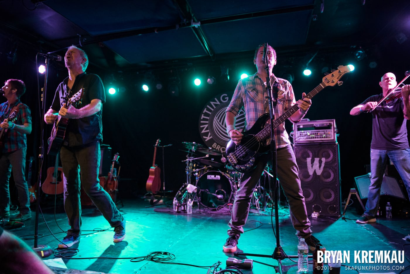 Young Dubliners @ Knitting Factory, Brooklyn, NY - 9.10.14 (10)