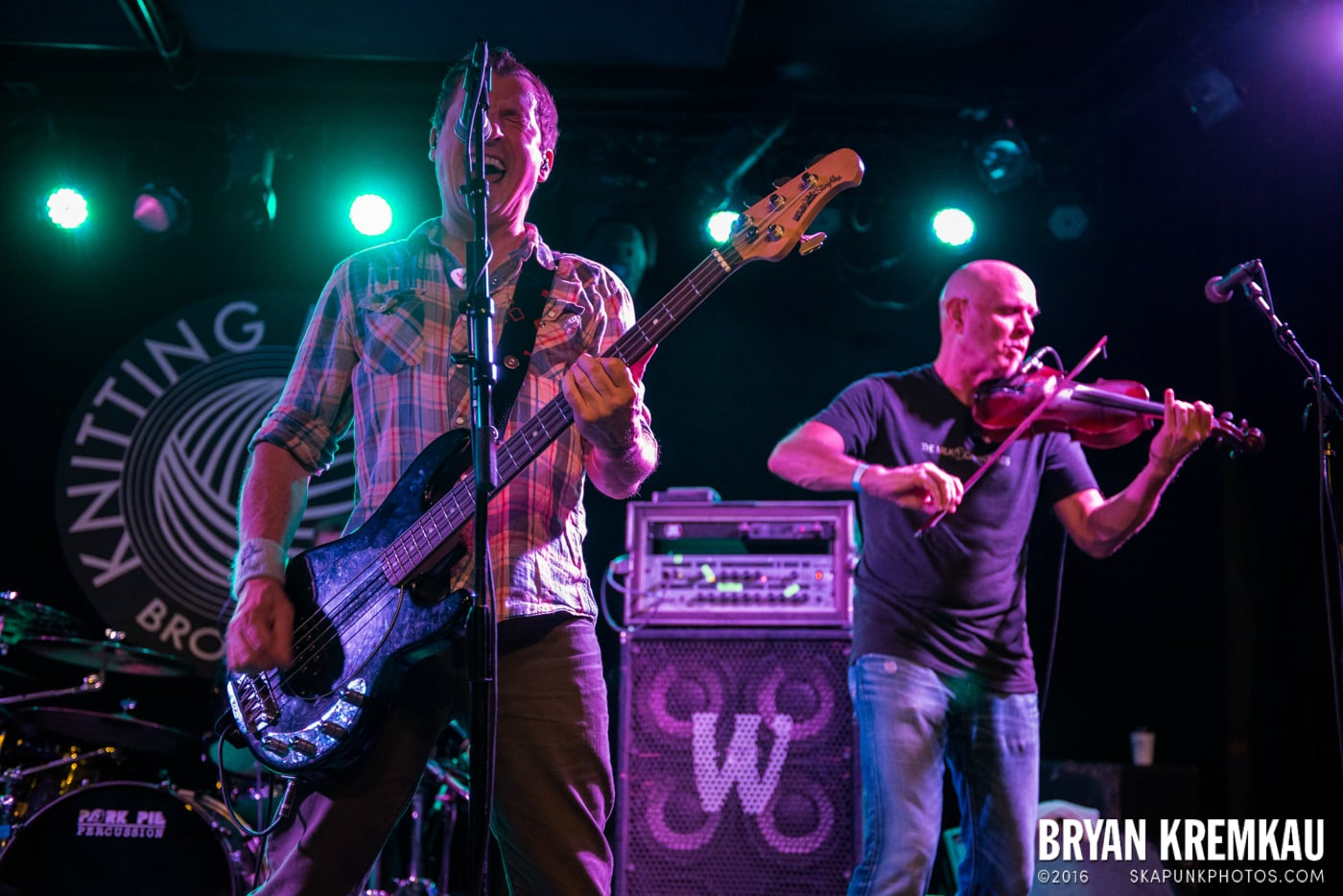 Young Dubliners @ Knitting Factory, Brooklyn, NY - 9.10.14 (9)