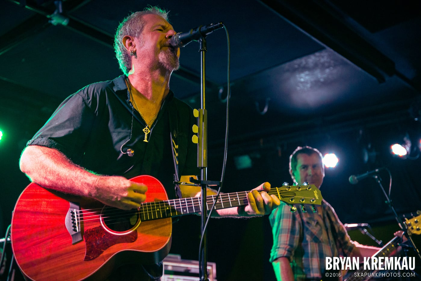 Young Dubliners @ Knitting Factory, Brooklyn, NY - 9.10.14 (8)