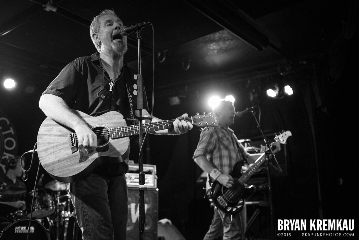 Young Dubliners @ Knitting Factory, Brooklyn, NY - 9.10.14 (6)