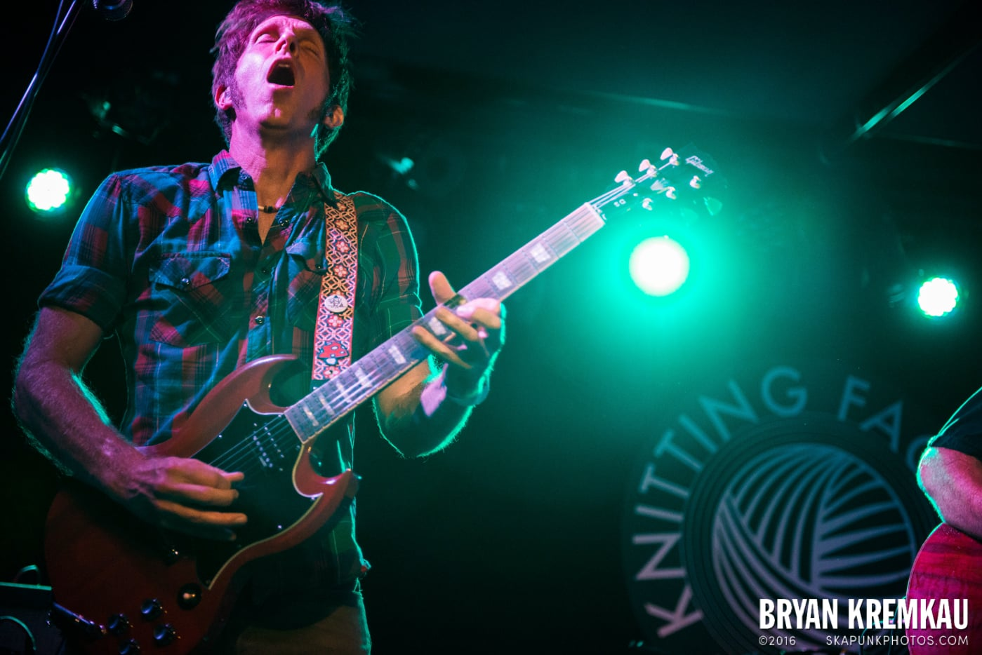 Young Dubliners @ Knitting Factory, Brooklyn, NY - 9.10.14 (5)
