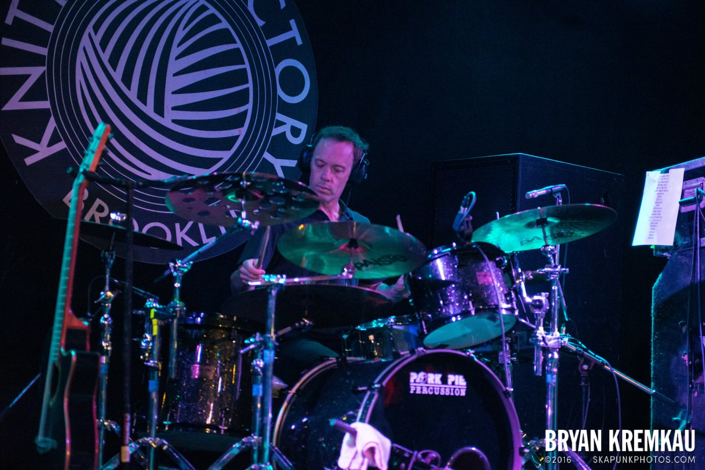 Young Dubliners @ Knitting Factory, Brooklyn, NY - 9.10.14 (3)