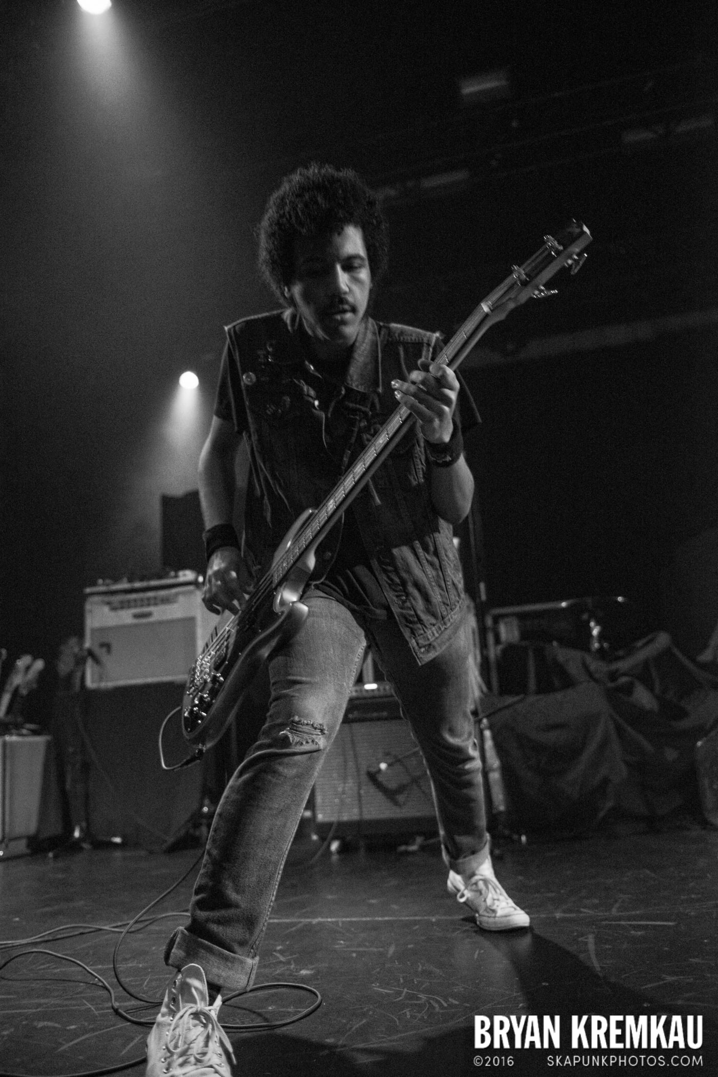 Radkey @ Best Buy Theater, NYC - 9.26.14 (22)