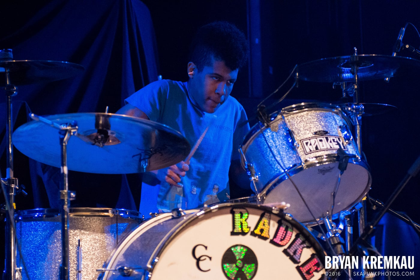 Radkey @ Best Buy Theater, NYC - 9.26.14 (20)