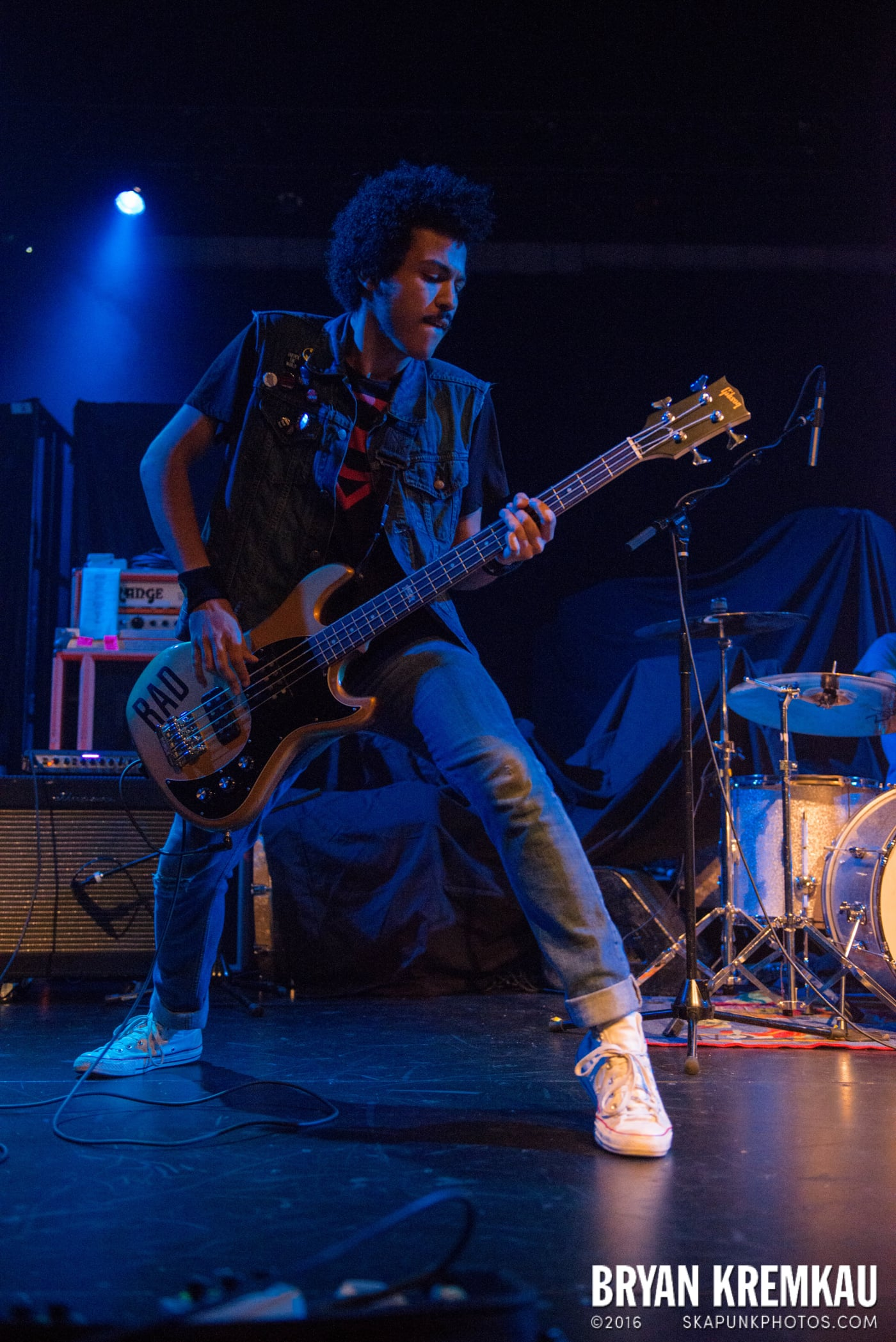 Radkey @ Best Buy Theater, NYC - 9.26.14 (18)