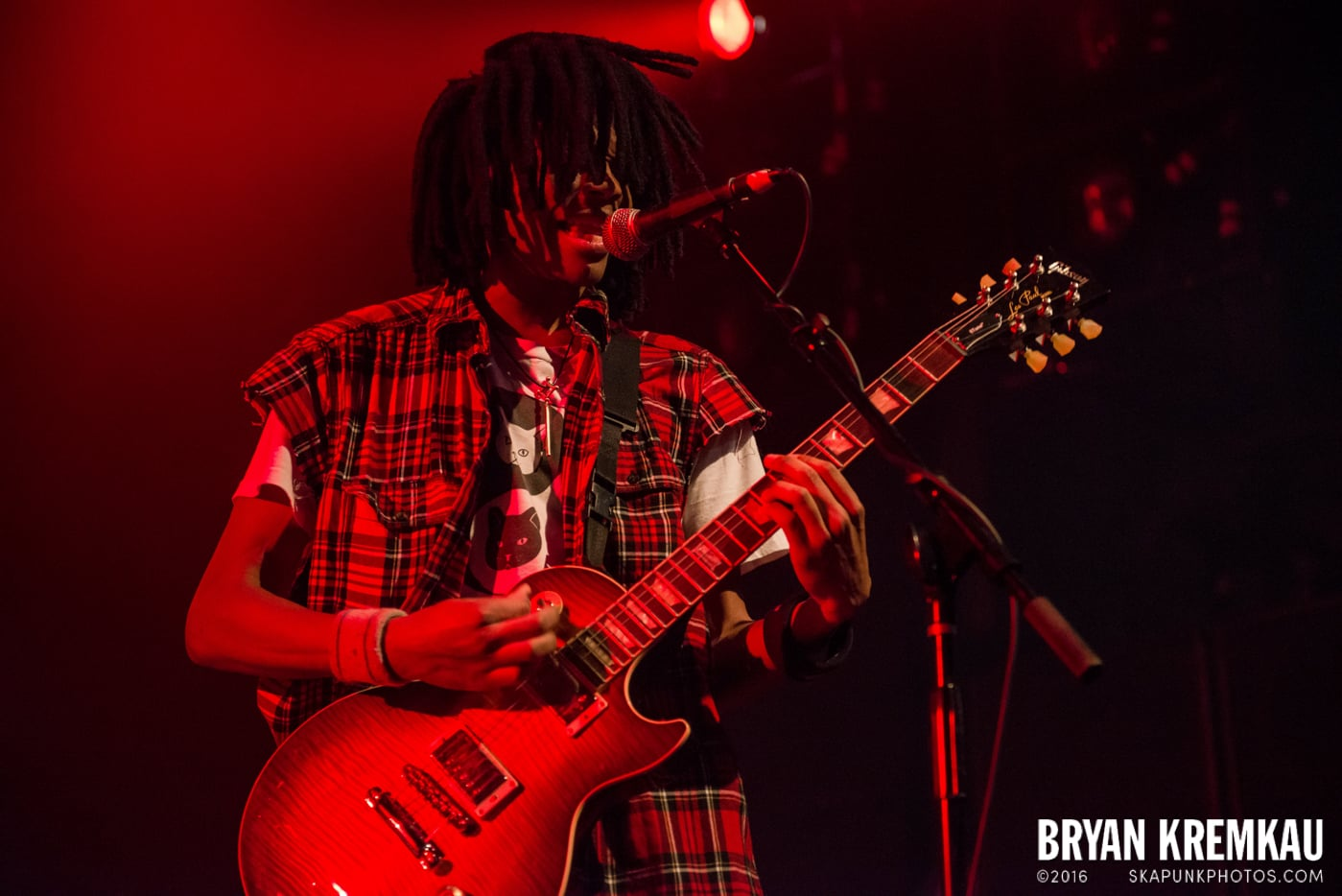 Radkey @ Best Buy Theater, NYC - 9.26.14 (17)