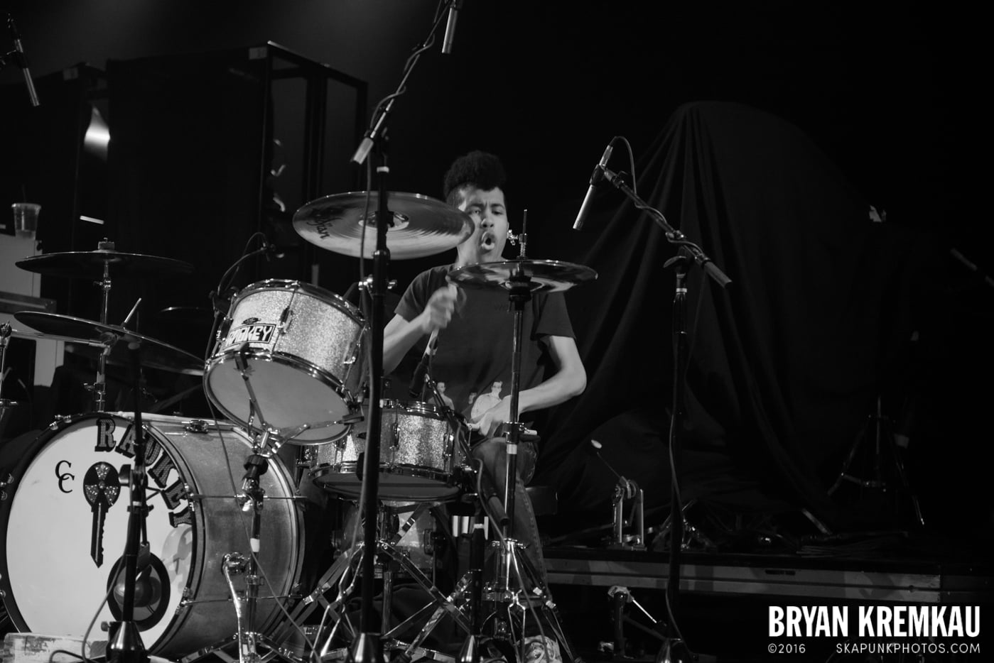 Radkey @ Best Buy Theater, NYC - 9.26.14 (14)