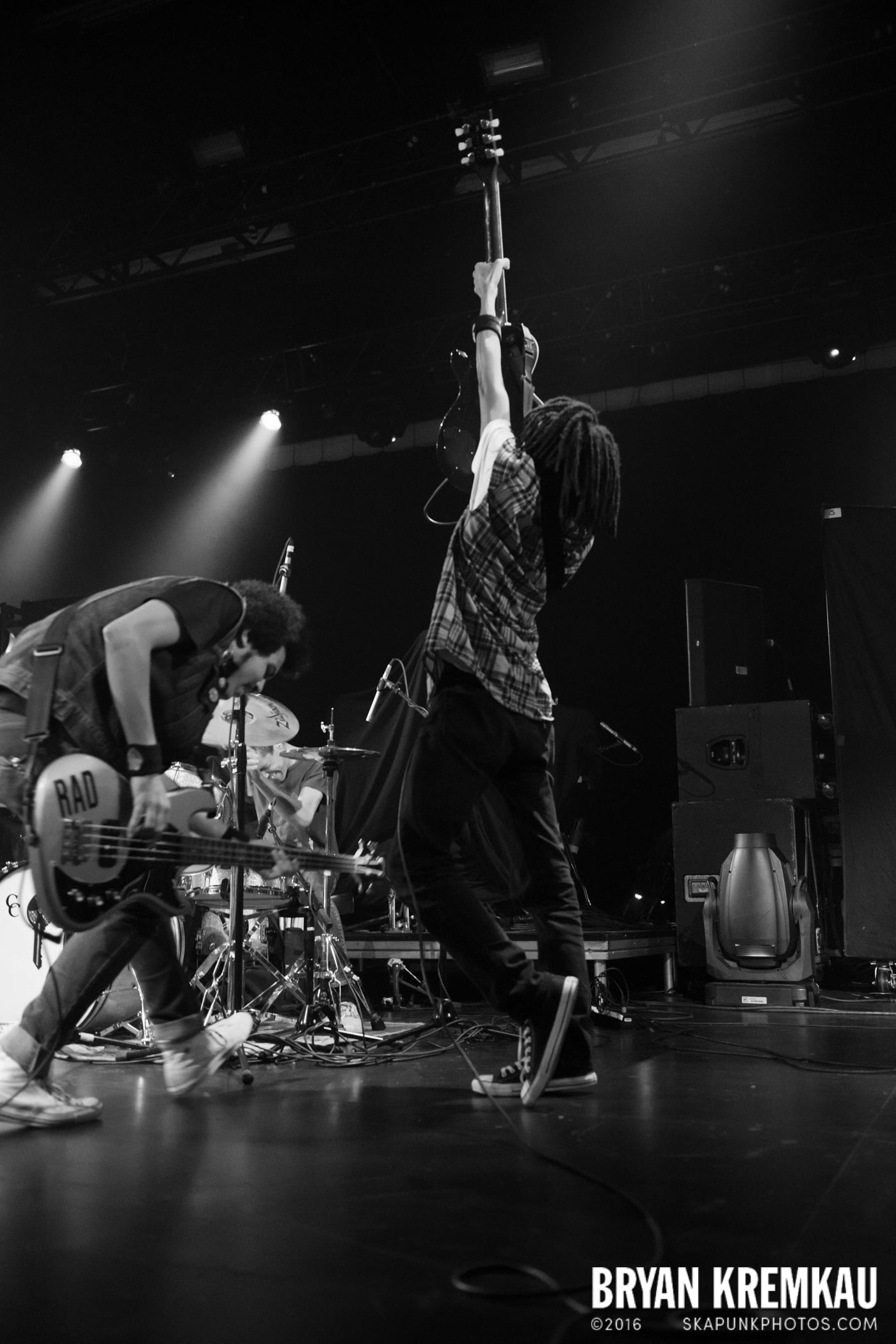 Radkey @ Best Buy Theater, NYC - 9.26.14 (11)