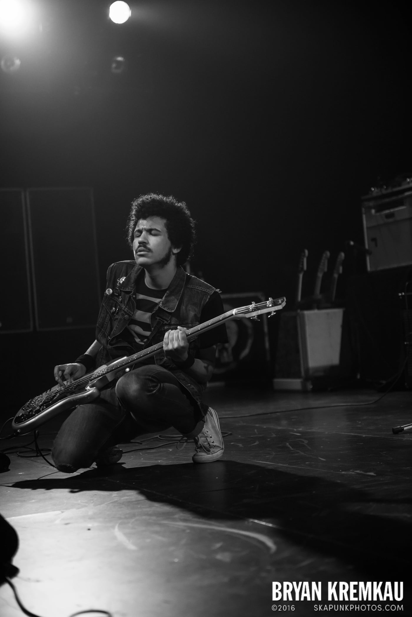 Radkey @ Best Buy Theater, NYC - 9.26.14 (8)