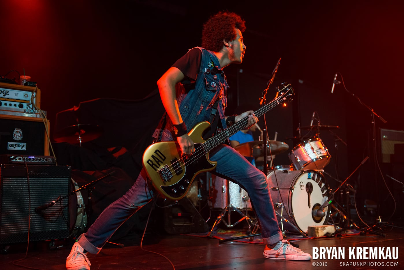 Radkey @ Best Buy Theater, NYC - 9.26.14 (3)