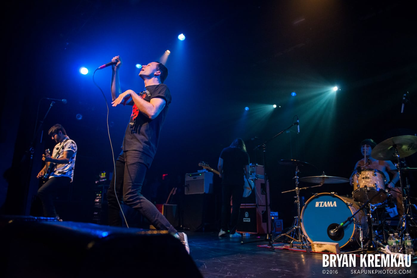 Touche Amore @ Best Buy Theater, NYC - 9.26.14 (17)