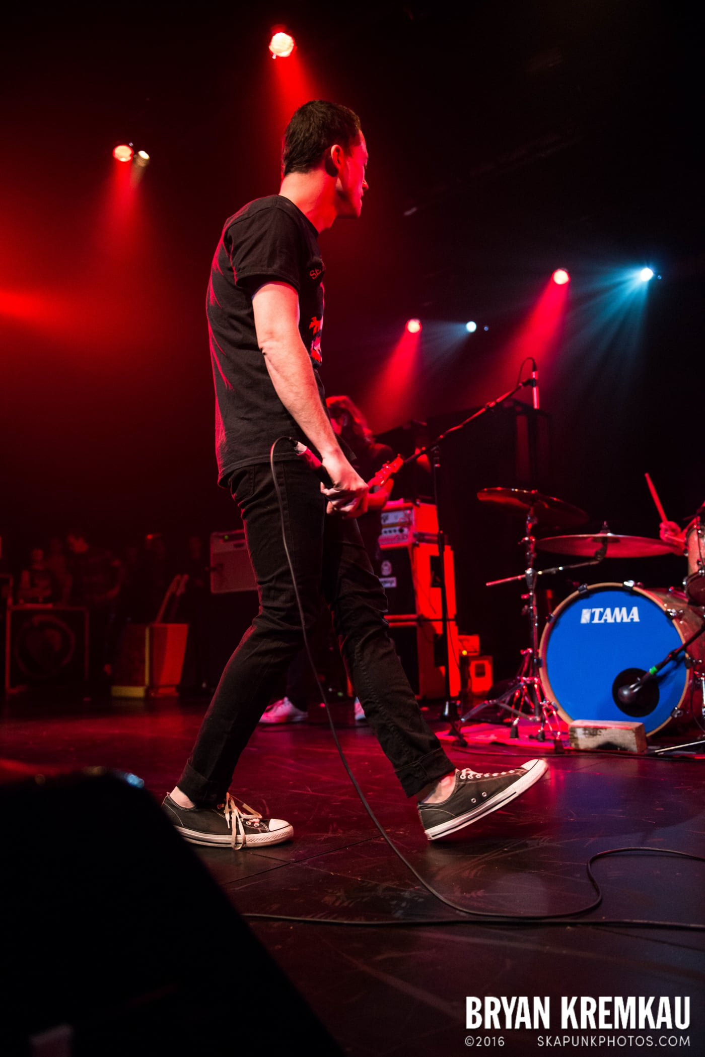Touche Amore @ Best Buy Theater, NYC - 9.26.14 (13)