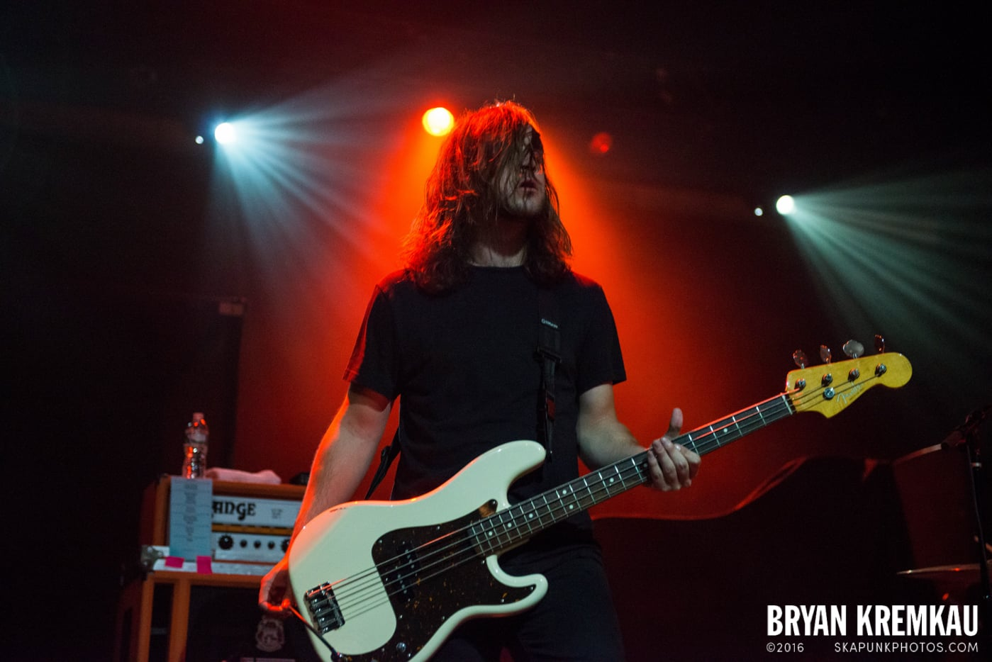 Touche Amore @ Best Buy Theater, NYC - 9.26.14 (9)