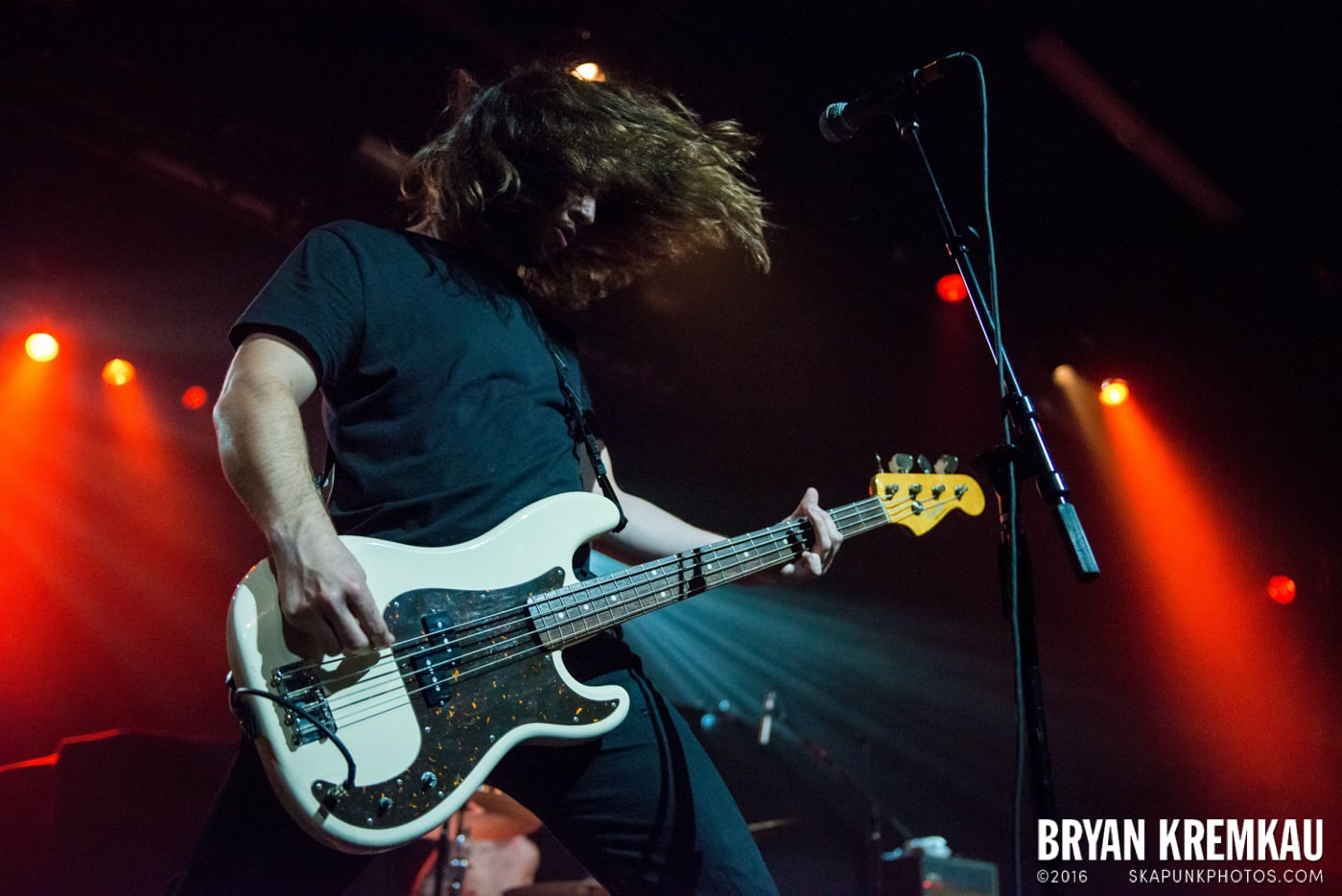 Touche Amore @ Best Buy Theater, NYC - 9.26.14 (8)