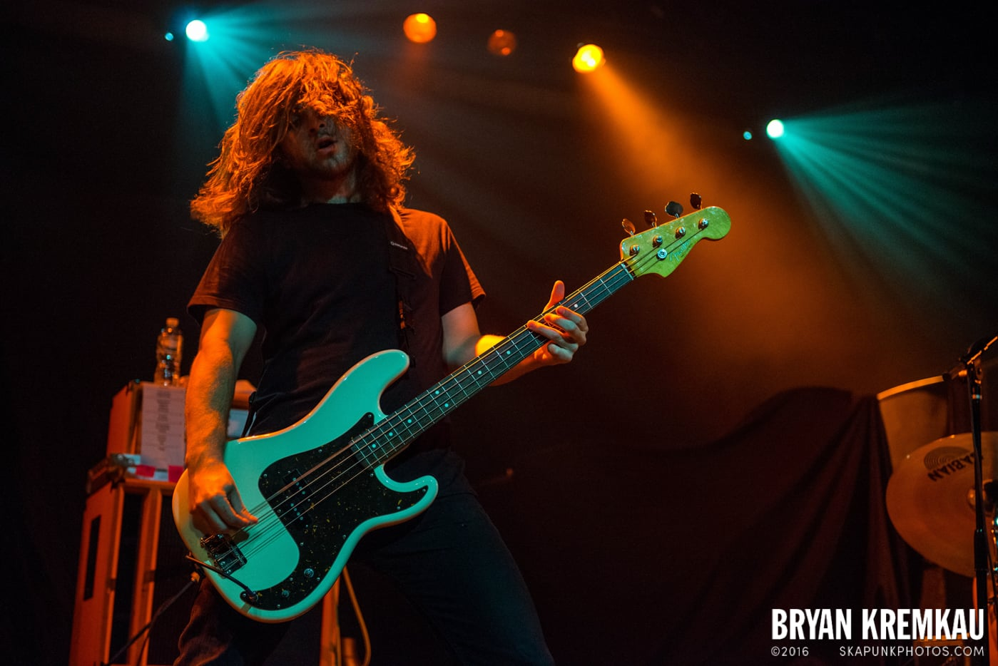 Touche Amore @ Best Buy Theater, NYC - 9.26.14 (7)