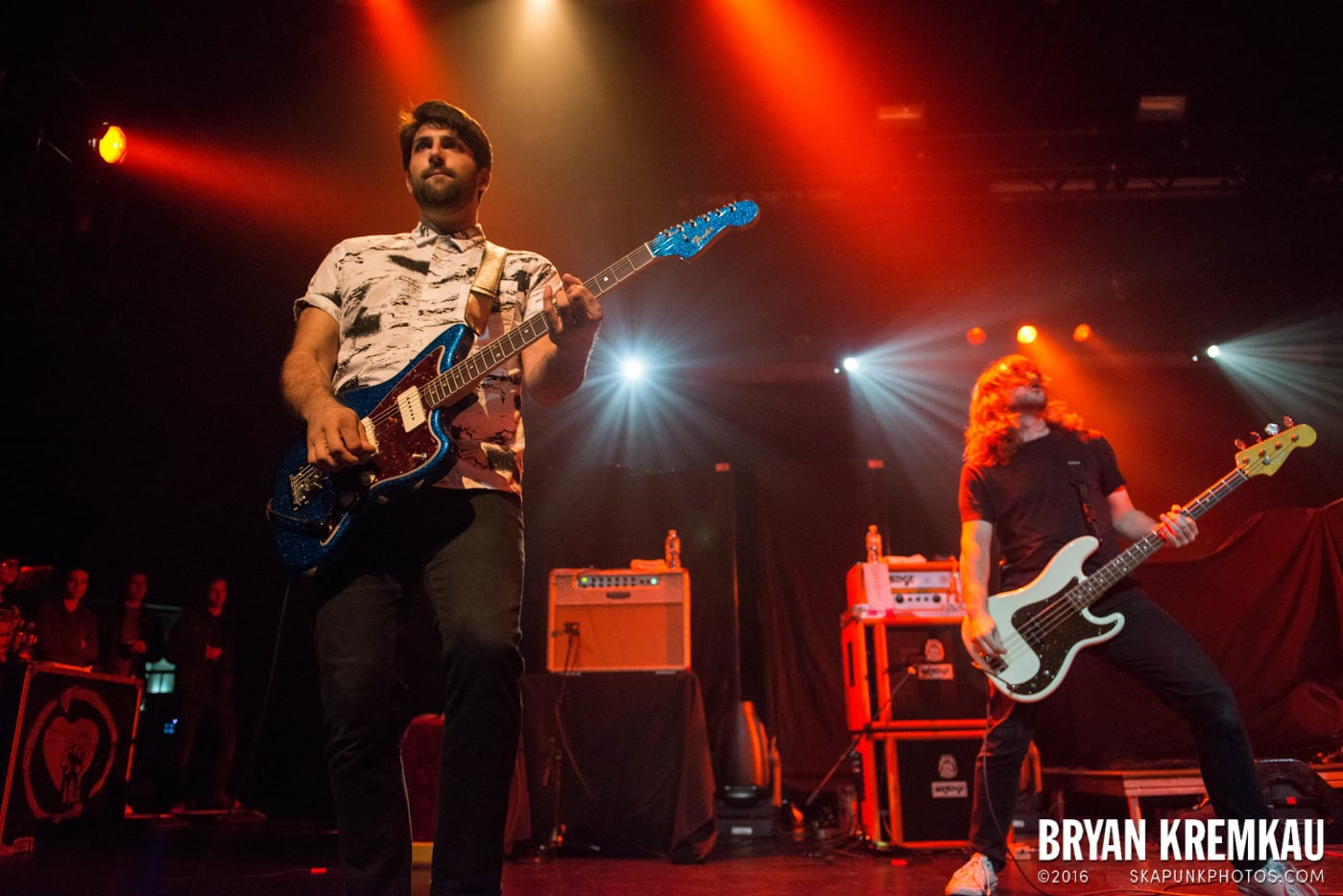 Touche Amore @ Best Buy Theater, NYC - 9.26.14 (5)