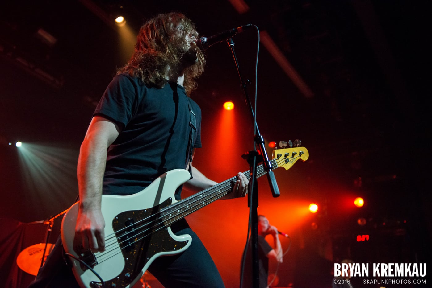 Touche Amore @ Best Buy Theater, NYC - 9.26.14 (4)