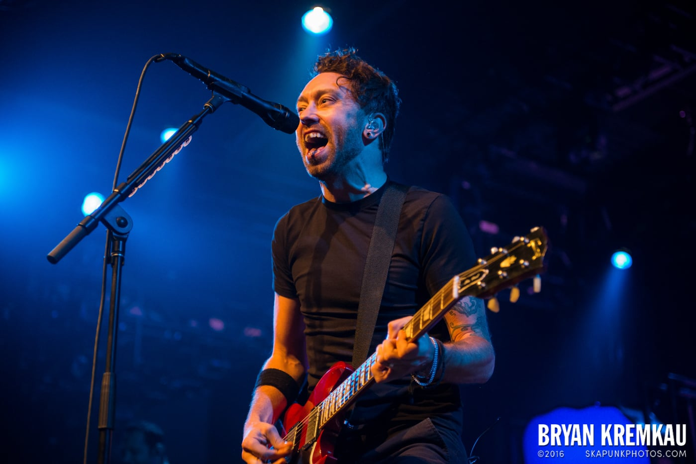 Rise Against @ Best Buy Theater, NYC - 9.26.14 (43)