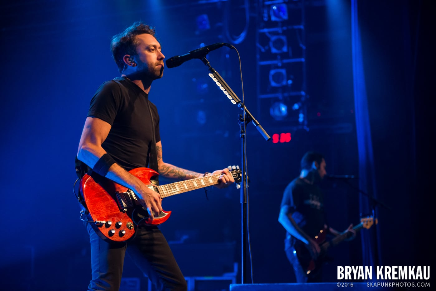 Rise Against @ Best Buy Theater, NYC - 9.26.14 (34)