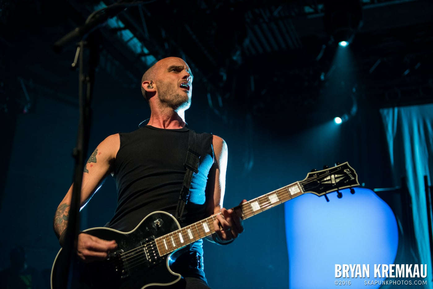 Rise Against @ Best Buy Theater, NYC - 9.26.14 (27)