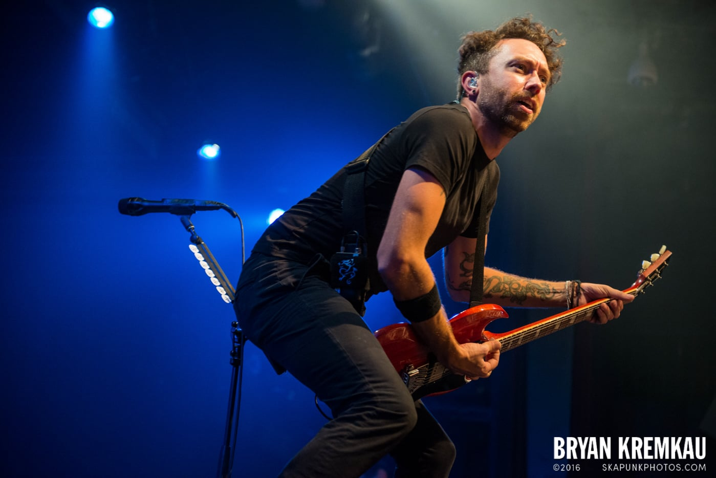 Rise Against @ Best Buy Theater, NYC - 9.26.14 (19)
